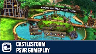 CastleStorm PSVR Gameplay