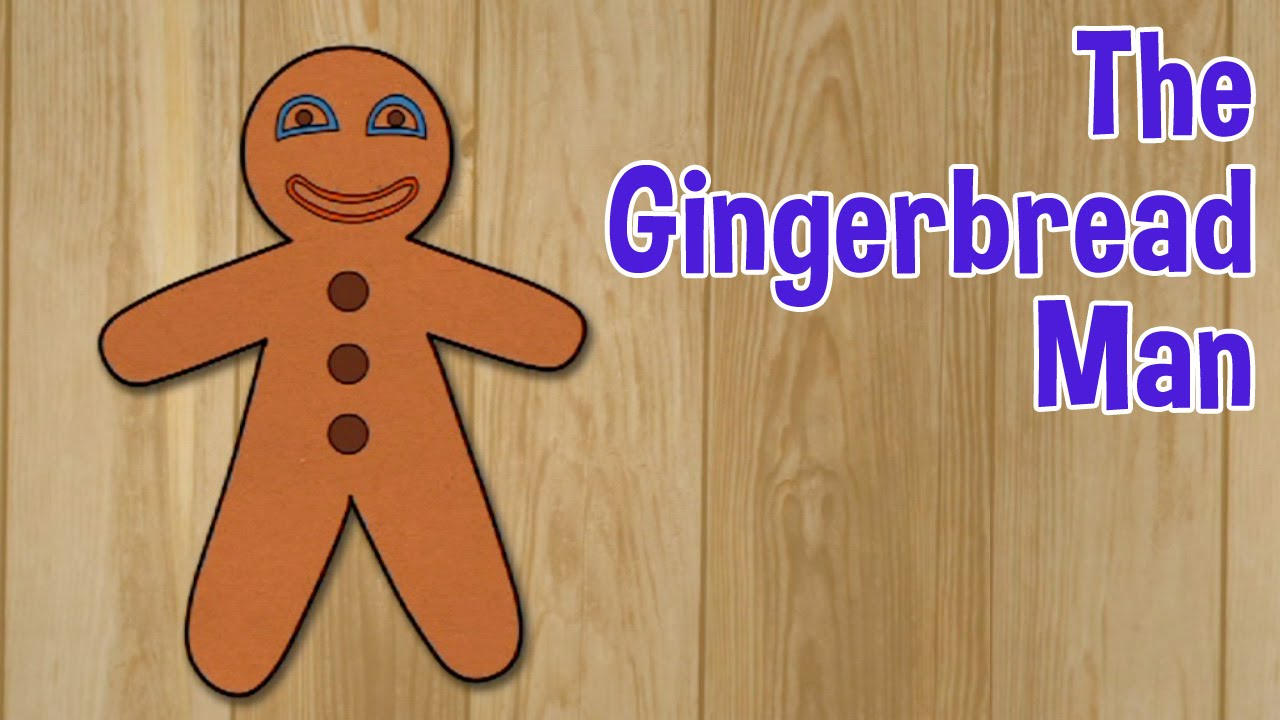 the gingerbread man read aloud online