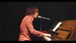 2008.5.30@W.jazにて発表した新曲(ソロ) ピアノ弾き語りシンガーソン...