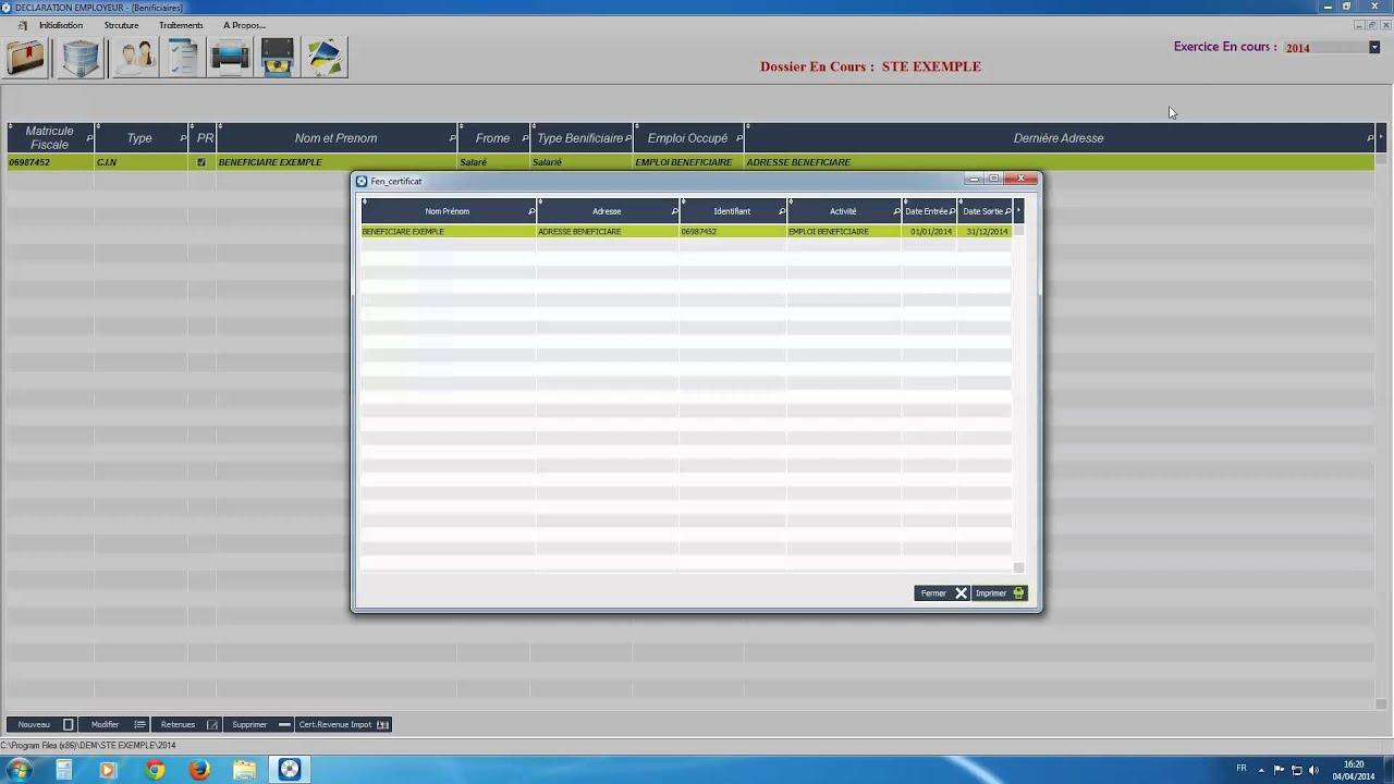 le logiciel das cnas algerie