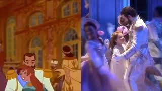 Anastasia Movie Vs. Anastasia Musical