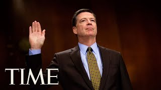 Fired FBI Director James Comey's Full Testimony Before The Senate Intelligence Committee | TIME
