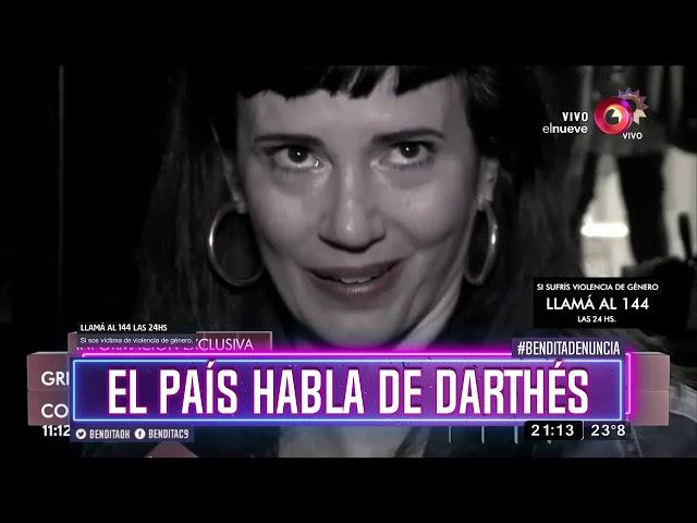 El país habla de Darthes