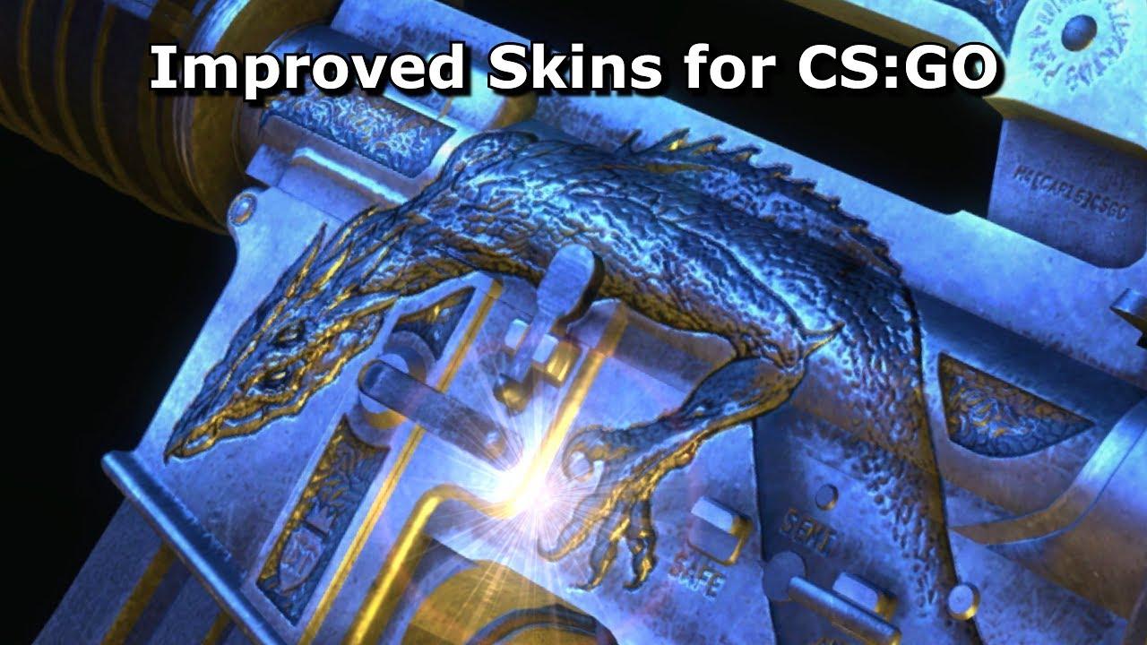 Improved Skins for CS:GO