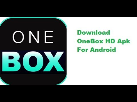 Easiest way to download OneBOx...