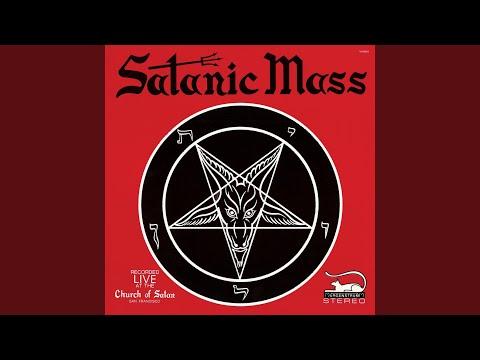 The Satanic Bible Book of Satan, Verse I