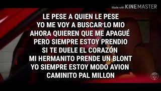 Omar Montes ft Daviles De Novelda ft Rvfv-PRENDIO REMIX(LETRA)