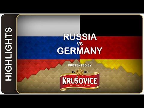 Shipachyov ends the German dream - Russia-Germany HL - #IIHFWorlds 2016 - 동영상