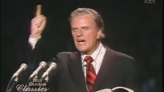 billy graham who is jesus? chicago 1971