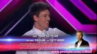 Taylor Henderson - Week 6 - Live Show 6 - The X Factor Australia 2013 Top 7