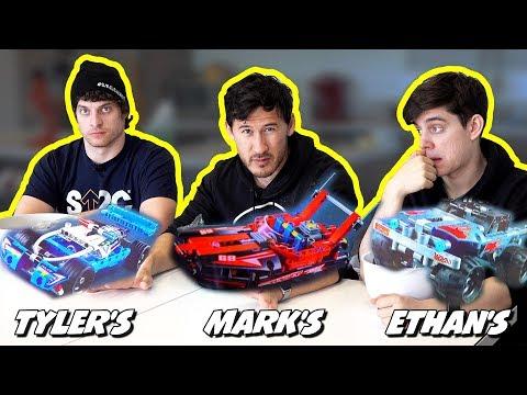 Markiplier Makes: LEGO