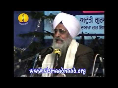 AGSS 2001 : Raag Ramkali - Bhai Avtar Singh Ji Delhi