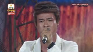 The Voice Cambodia - ឆាយ ណាឃីម  - ឈឺចាប់តូចតាច - Live Show 29 May 2016