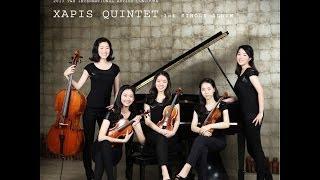 Piano Quintet No.2 A major Op.81 (피아노 5중주곡 A장조 Op.81) - Antonin Dvorak 카리스 퀸텟