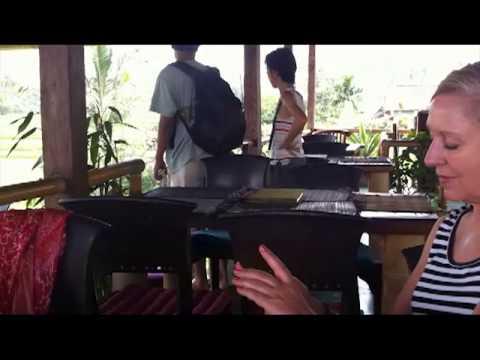 Sari Organics Cafe Ubud Bali - Wise Women Retreats Bali