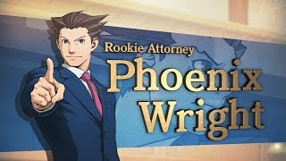 Phoenix Wright: Ace Attorney Trilogy - TGS 2018 Announce Trailer