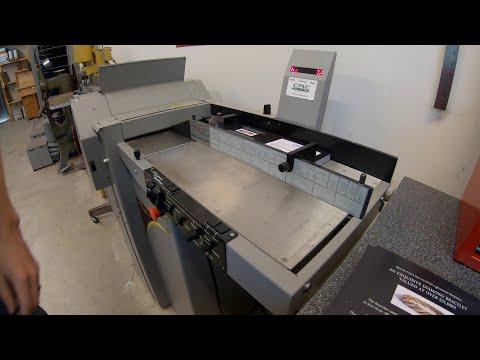 Setting Up Morgana Digifold, Bulk Postage Mailings, Envelope Printing