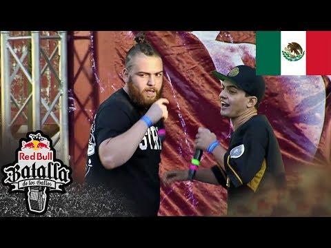 YOIKER vs DAX: Cuartos - Final Nacional México 2018  