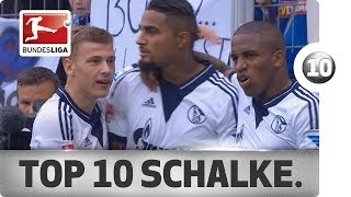 Top 10 Goals - Schalke 04 - 2013/14