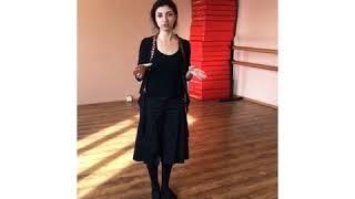 видео курс армянского танца по быстрым движениям