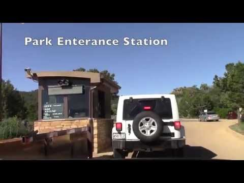 Mesa Verde National Park -  Scenic Drive in HD