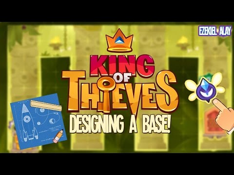 King Of Thieves: How To Make The BEST Defence