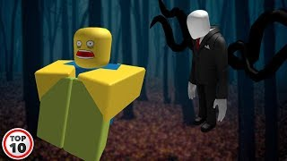 Top 10 Scary Roblox Stories