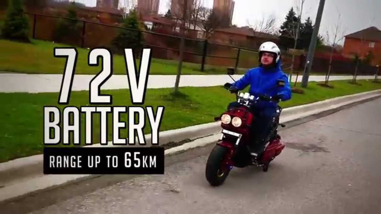 Eagle 72V – East Lake E-Bike Rentals and Sales