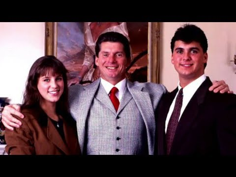 McMahon Family | Rare Family Photos of Vince, Shane, Triple H & Stephanie McMahon
