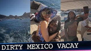 Gambar cover Cardi B and Offset Go On The Dirtiest, Most Romantic Mexico Vacation
