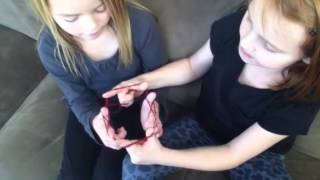 Cats Cradle With Two People
