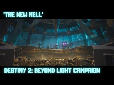 'The New Kell' - Full Mission & Cutscene | Destiny 2: Beyond Light |