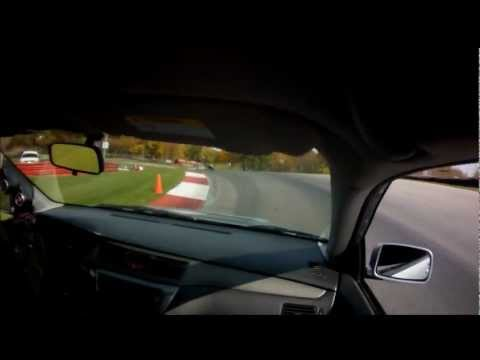 Autumn Thunder OVR PCA Event ---- Mid Ohio Sportscar Course ------ VW Mk4 Gti