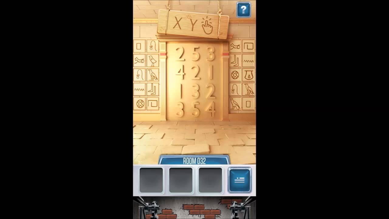 100 Doors Full Level 32 - Walkthrough - YouTube