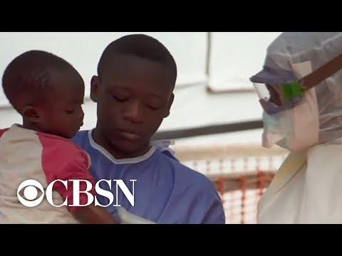 Congo struggles to contain and treat Ebola
