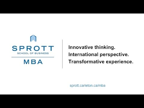 Doing Business in Turkey, SPROTT MBA, Carleton University