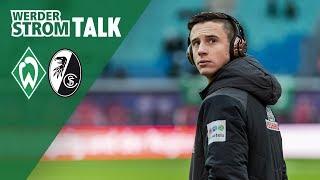 Marco Friedl im Werder Strom-Talk | Werder Bremen - SC Freiburg (2:1)