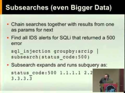 Martin Holste   Perl for Big Data