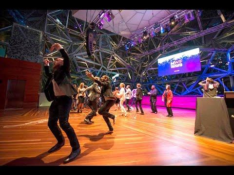 Melbourne WebFest 2015 Award show