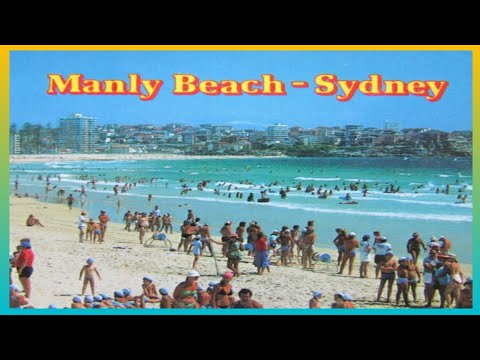 Amazing Beach|| Manly Beach||Shelly Beach|| The Best Beaches In Sydney, Australia