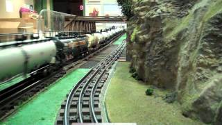 Lionel OIL Tanker Train .