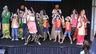 Bam Artsfair - Bellevue Arts Museum Indian Dance
