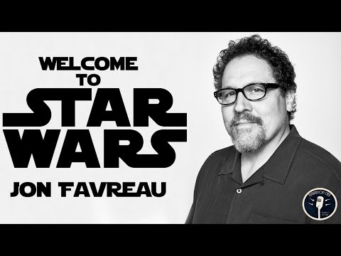 Jon Favreau to Write and Produce a Star Wars Series