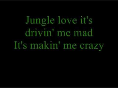 Jungle Love Lyrics
