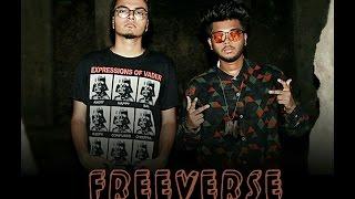 Freeverse 2016 | English/Hindi Rap | Balgeek x Jazzy Nanu = Jazzgeek |