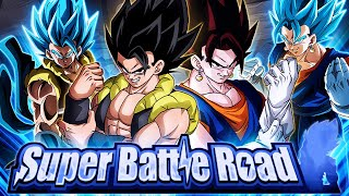 FINAL TRUMP CARD CATEGORY SUPER BATTLE ROAD BEATEN! (DBZ: Dokkan Battle) YouTube Videos