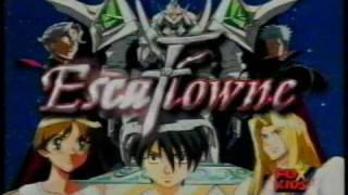 Escaflowne FOX opening