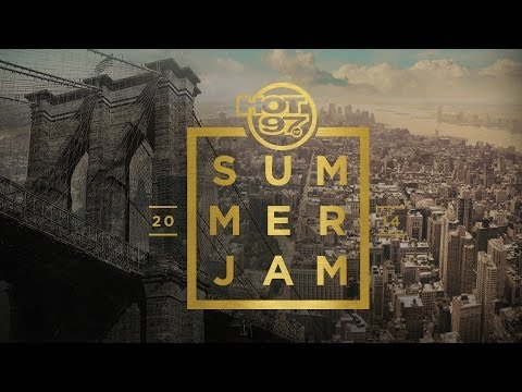 Hot97 Summer Jam 2014 - INTRO VIDEO