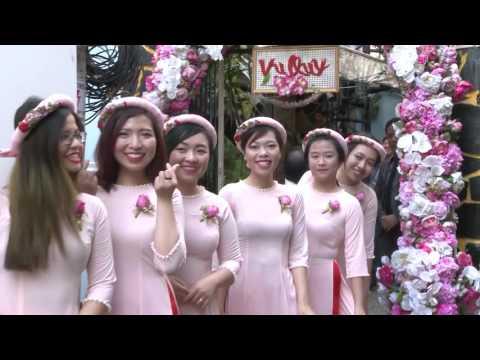 WEDDING QUANG DO & PHUONG LINH   PHAN 01