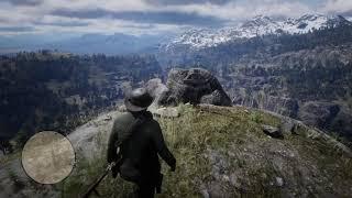 Red Dead Redemption 2 grave arthur